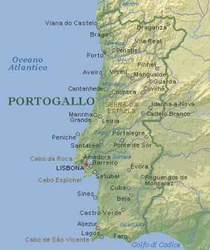 Portogallo Fisica Cartina.Portogallo I Siti Per Organizzare Al Meglio Il Viaggio Links