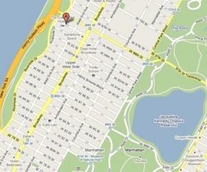 Manhattan New York Candy Hostel