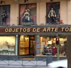 arte toledana Madrid
