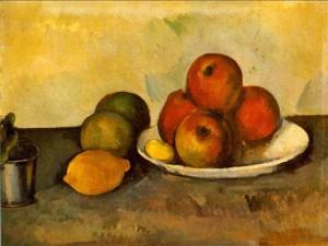 quadro di Cezanne