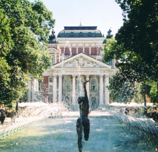 Sofia capitale bulgara